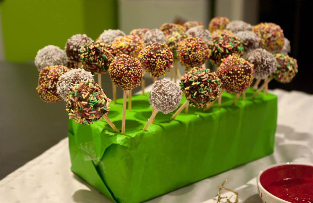 Recette Cake Pops Avec Moule Lekue
