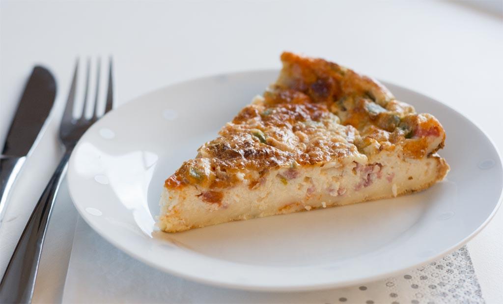 quiche l 233 g 232 re sans p 226 te 224 l espagnole blogs de cuisine