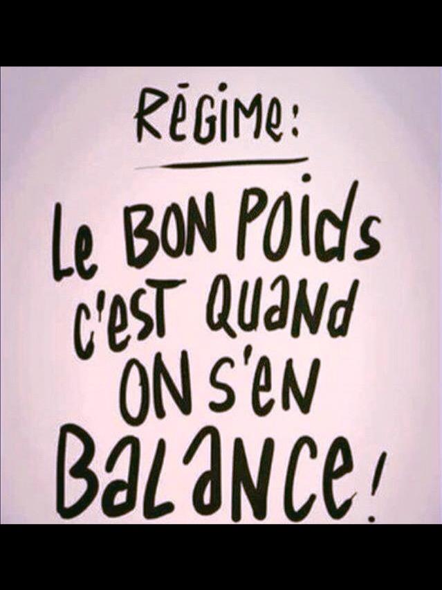 regime balance